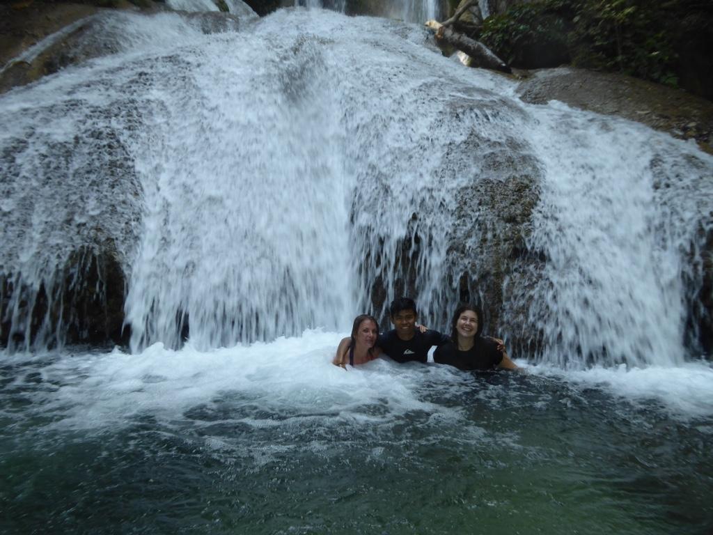 Wasserfall von Tentena